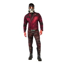 Picture of Guardians of the Galaxy Vol. 2 Deluxe Star-Lord Adult Mens Costume