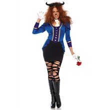 Picture of Beastly Beauty Adult Womens Costume
