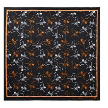 Picture of Dancing Skeletons Black Bandana