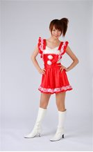 Picture of Flirty Santa Claus Apron
