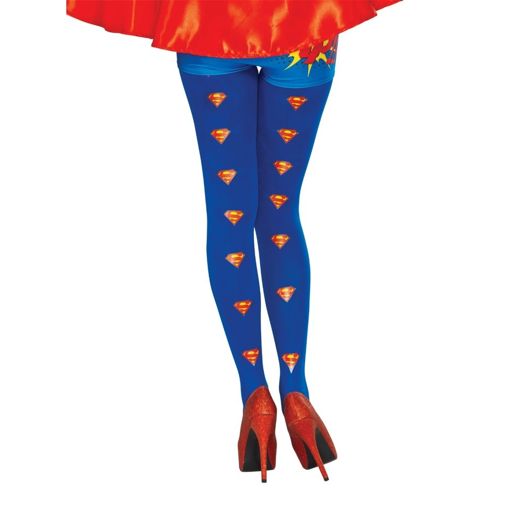 Picture of Supergirl Adult Tights