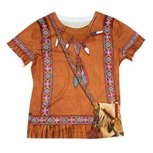 Picture of Instant Indian Princess Child T-Shirt