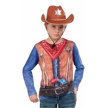 Picture of Instant Cowboy Child Shirt
