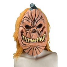 Picture of Vicious Pumpkin Adult Mask