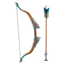 Picture of Zelda: Breath of the Wild Link Bow & Arrow
