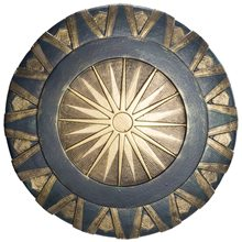Picture of Wonder Woman Adult Shield 23in