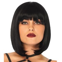 Picture of Bob Black Wig