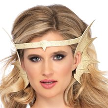 Picture of Gold Mermaid Glitter Earpiece