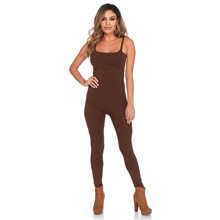 Picture of Brown Adult Womens Unitard