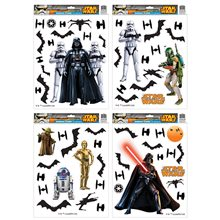 Picture of Star Wars Window Clings Set