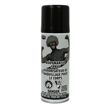 Picture of Black Body Spray Paint 4 oz