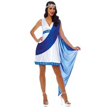 Picture of Sexy Greek Empress Adult Womens Costume