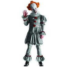 Picture of IT the Movie Pennywise Grand Heritage Adult Mens Costume
