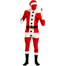 Picture of Santa Claus Adult Mens Skin Suit
