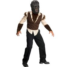 Picture of The Wolfman Adult Mens Costume