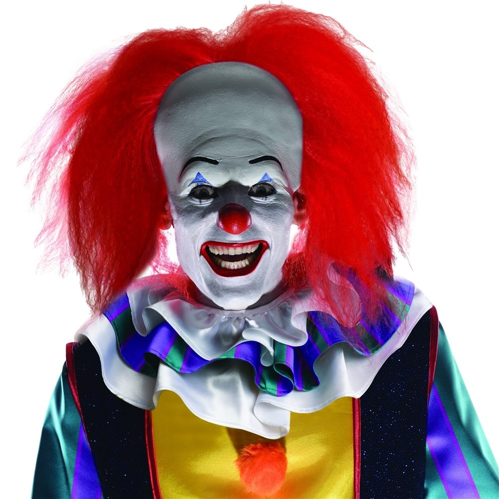 Picture of Pennywise the Clown Wig