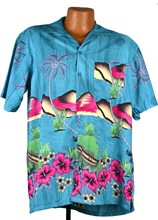 Picture of Hawaiian Adult Mens Shirt