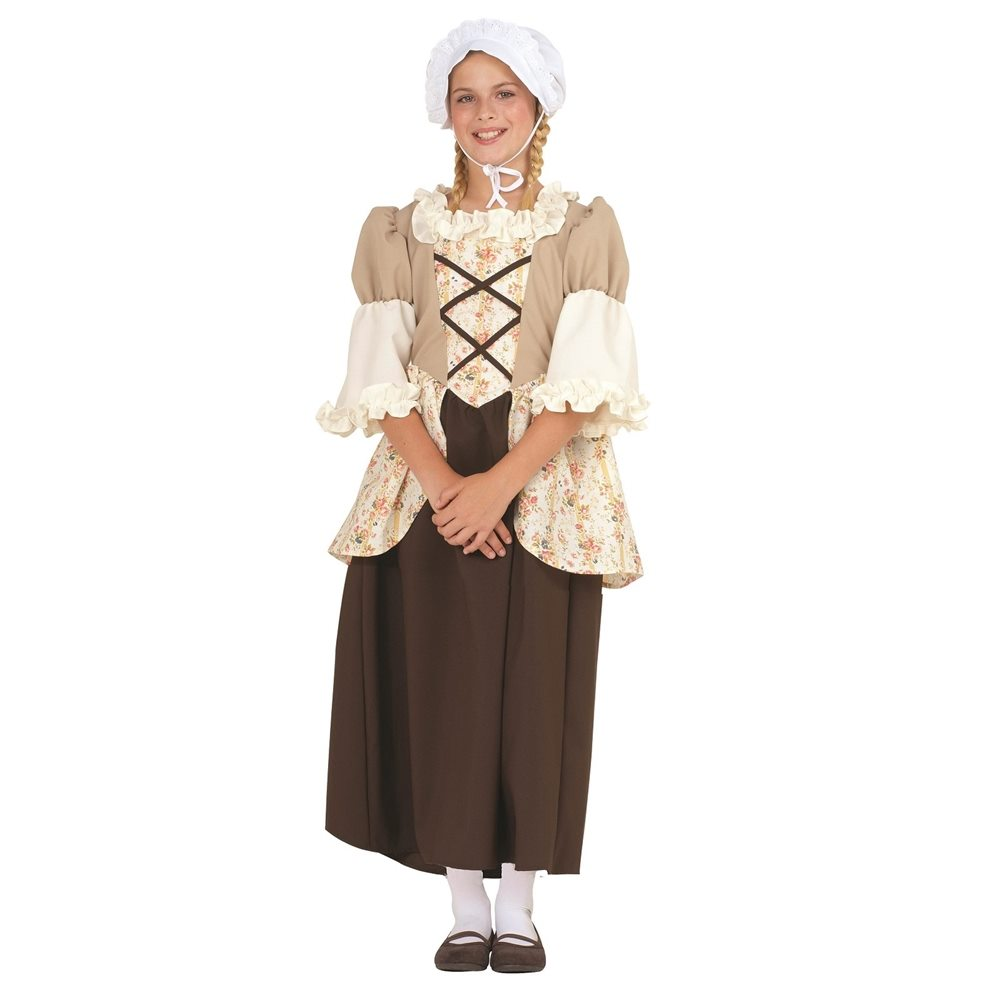 Picture of Colonial Belle Child Costume