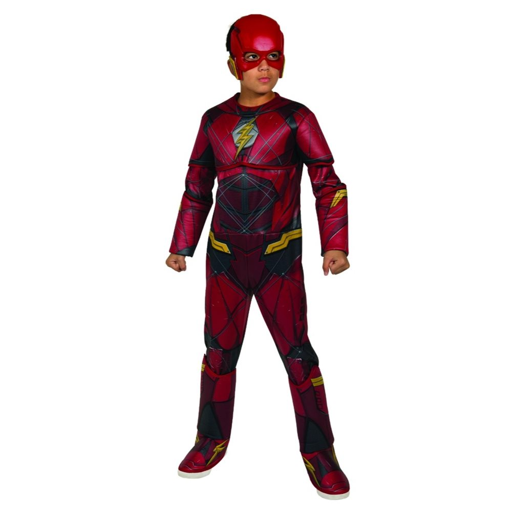 Picture of Justice League Deluxe Flash Child Costume