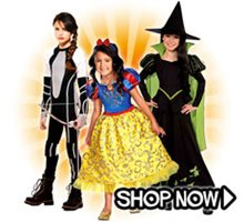 Picture for category Girls Costumes
