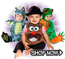 Picture for category Baby's First Halloween Costume