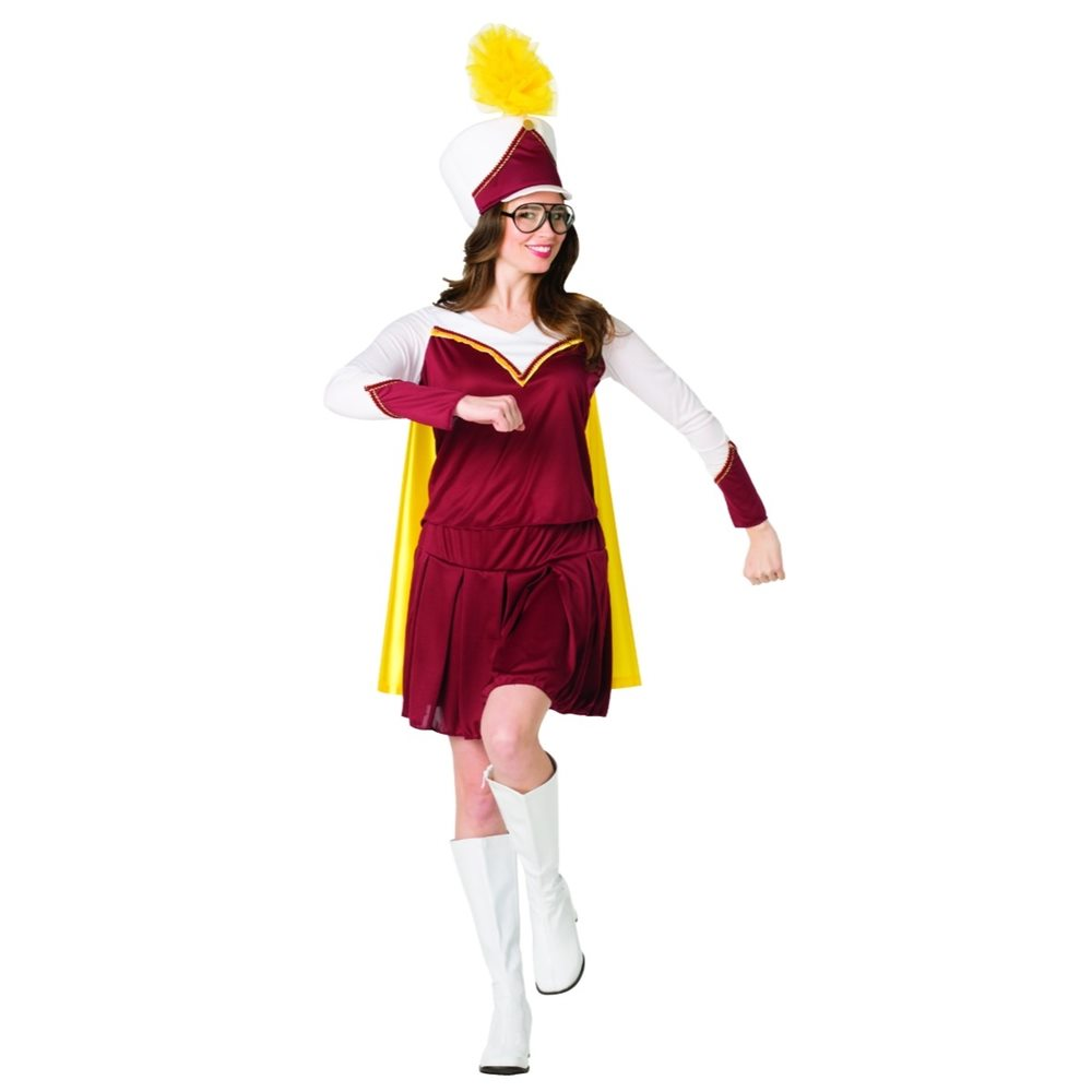 Picture of Marching Band Female Adult Womens Costume