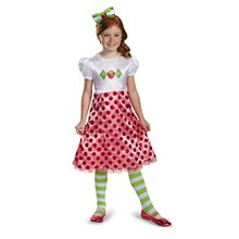 Picture of Strawberry Shortcake Classic Child Costume