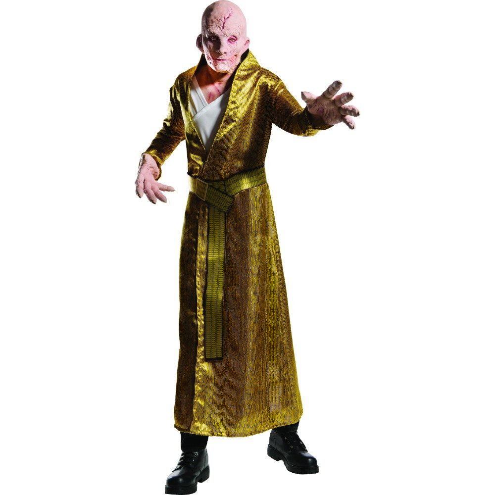 Picture of Star Wars The Last Jedi Supreme Leader Snoke Adult Mens Costume