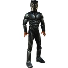 Picture of Black Panther Deluxe Child Costume