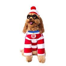 Picture of Where's Waldo Pet Costume