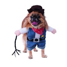 Picture of Walking Cowboy Pet Costume