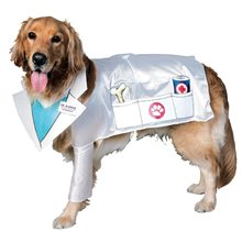 Picture of Dr. Barker Veterinarian Pet Costume