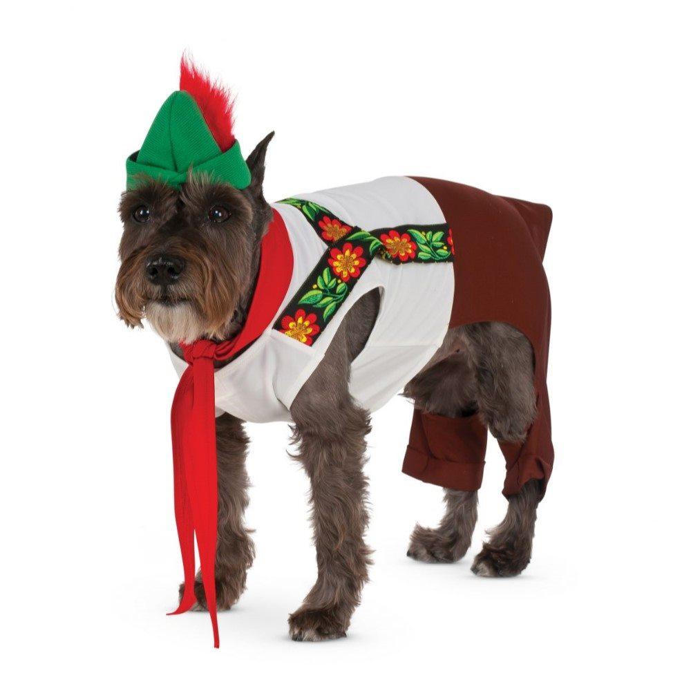 Picture of Lederhosen Hound Pet Costume