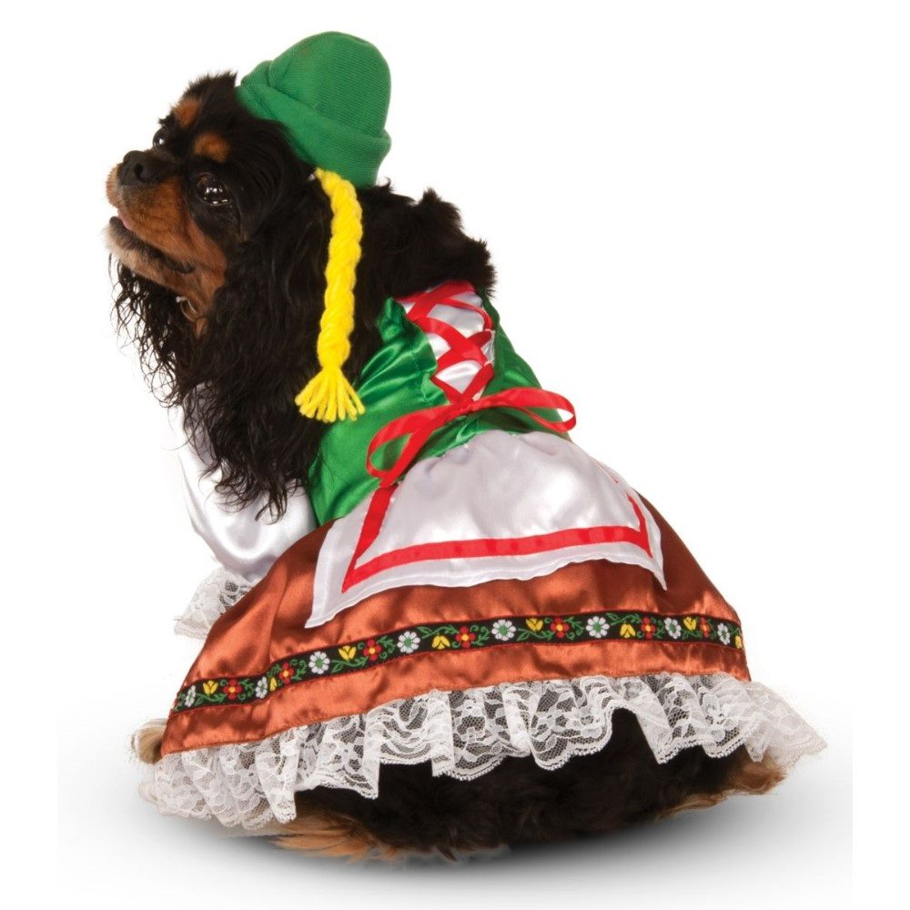 Picture of Oktoberfest Sweetie Pet Costume