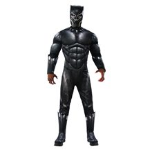 Picture of Black Panther Deluxe Adult Mens Costume