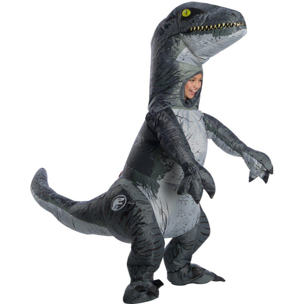 Picture of Jurassic World 2 Velociraptor Inflatable Child Costume