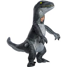 Picture of Jurassic World 2 Velociraptor Inflatable Child Costume