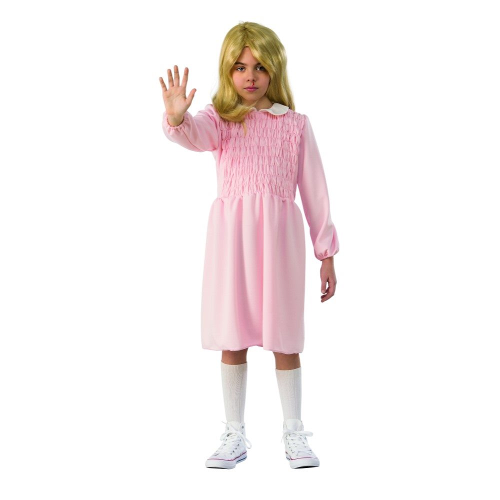Picture of Stranger Things Eleven Dress Child Costume
