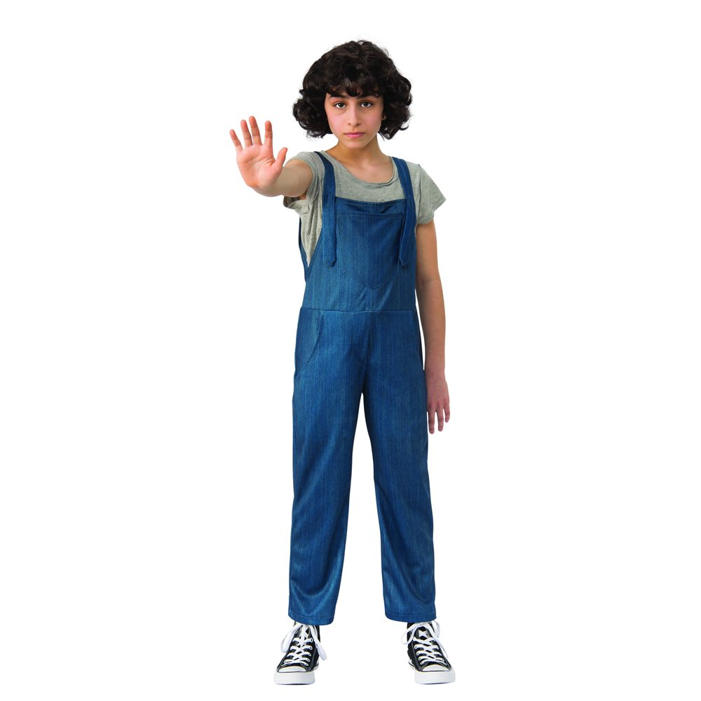 Picture of Stranger Things Eleven Overalls Child Costume