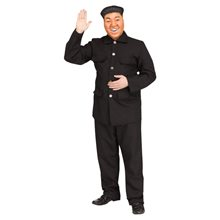 Picture of Chairman Supreme Leader Adult Mens Plus Size Costume