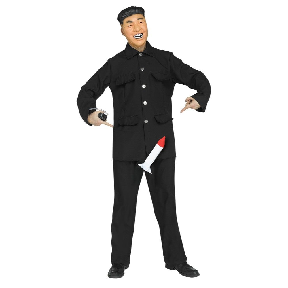 Picture of Rocket Chairman Adult Mens Costume