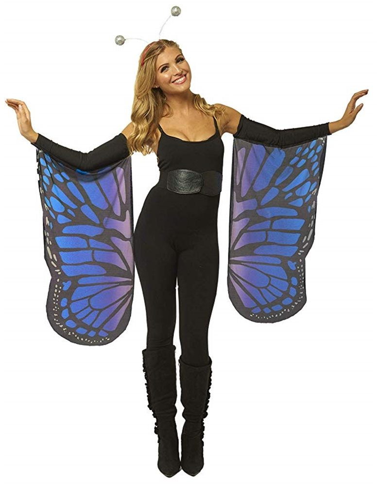Picture of Black & Blue Butterfly Fantasy Sleeves (Coming Soon)
