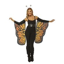 Picture of Black & Orange Butterfly Fantasy Sleeves (Coming Soon)