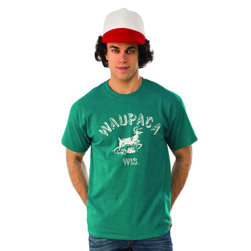 Picture of Stranger Things Dustin Adult Mens Shirt (Coming Soon)