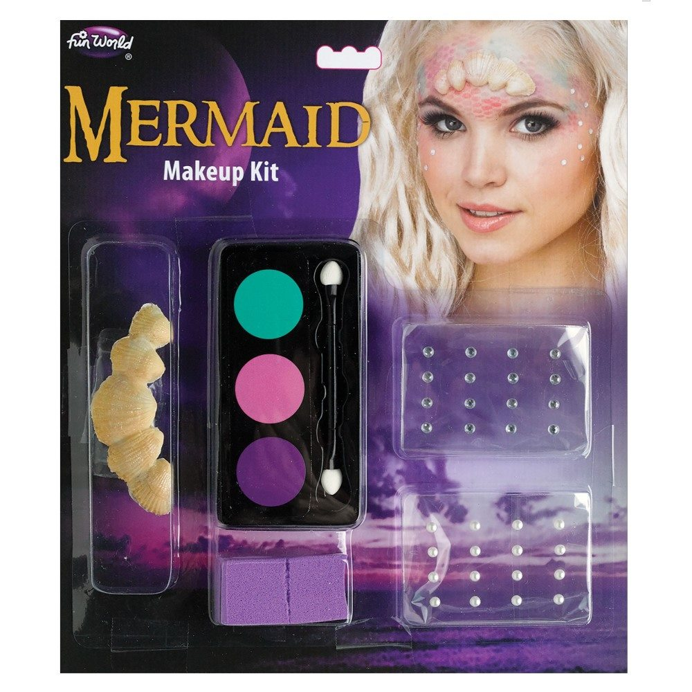 Picture of Mermaid Fantasy Makeup Kit