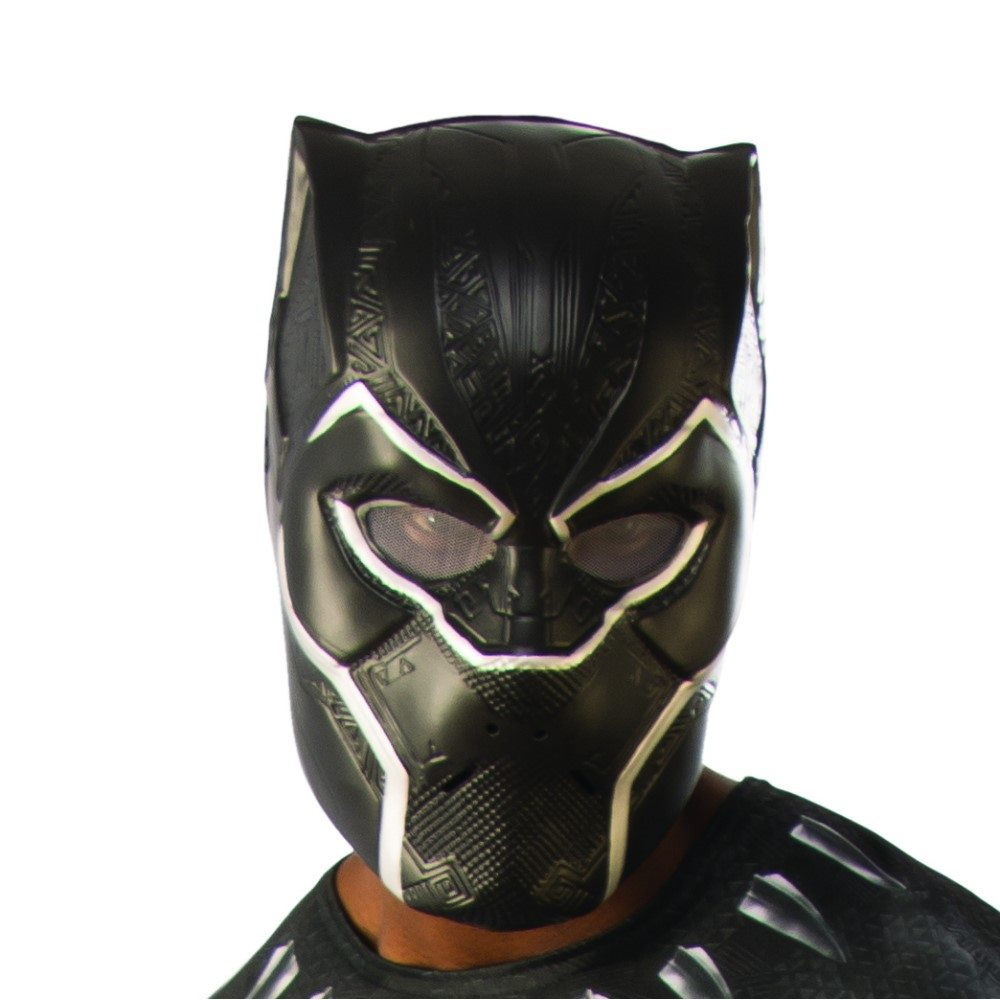 Picture of Black Panther Adult Half Mask