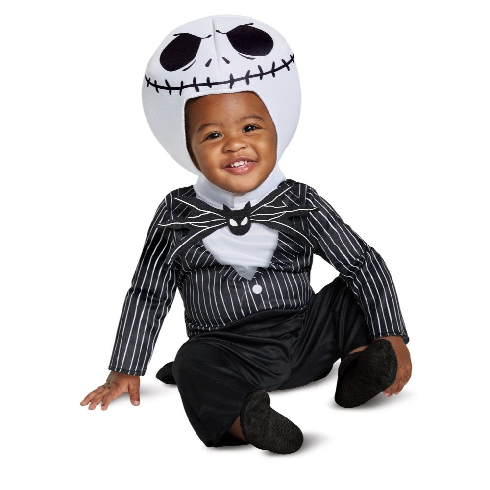 Picture of Jack Skellington Classic Infant Costume