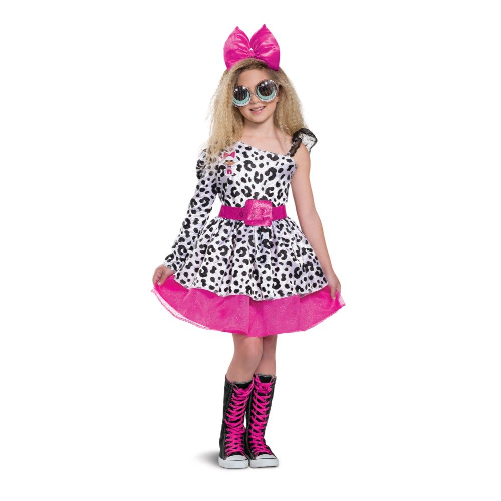 Picture of L.O.L. Surprise Doll Deluxe Diva Child Costume