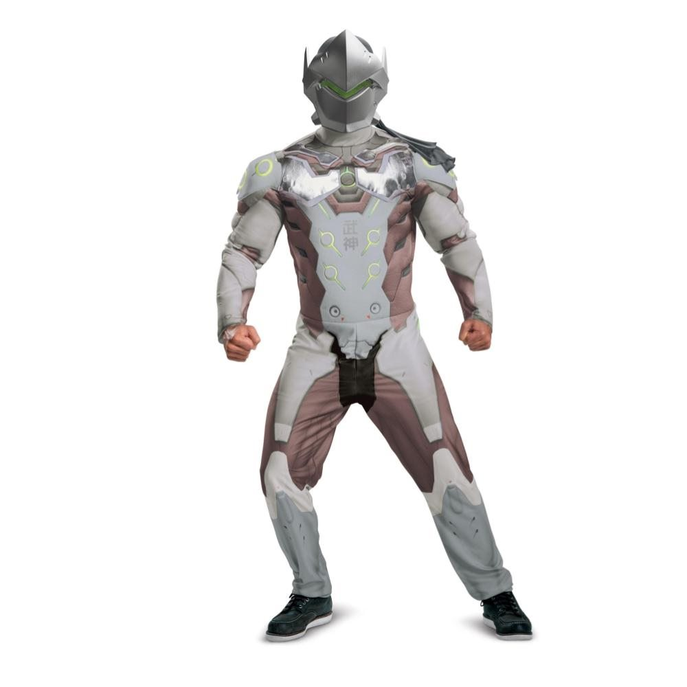 Picture of Overwatch Genji Adult Mens Costume (Coming Soon)