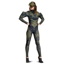 Picture of Halo Master Chief Adult Womens Costume